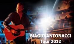 Biagio Antonacci Mantova 2012 Tour