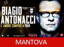 Biagio Antonacci Mantova L'amore comporta tour 2014