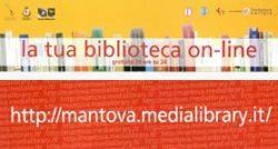 Biblioteca Mantova Online: MediaLibraryOnLine