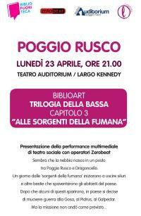 Bibloart Poggio Rusco (Mantova)