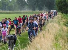 Biciclettata delle Torri Ceresara 2016