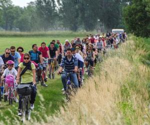 Biciclettata delle Torri Ceresara Mantova 2017