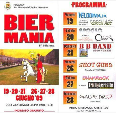Biermania 2009