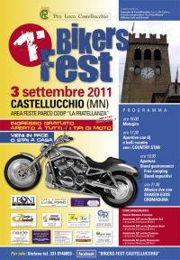 Motoraduno Castellucchio (Mantova) - Bikers Fest 2011