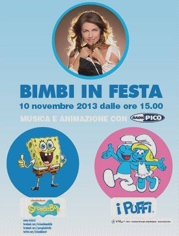Bimbi in Festa Mantova Outlet Fashion District
