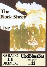 The Black Sheep: concerto Ciccibluesbar Viadana (Mantova)