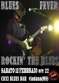 Musica: Blues Fever Ciccibluesbar Viadana (Mantova)