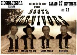 The Boots Survivors Ciccibluesbar di Viadana (Mantova)
