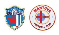 US Borgo a Buggiano 1920 - FC Mantova 1-2 | Calcio Lega Pro