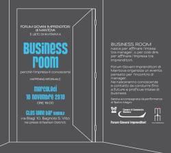 Business Room - Giovani Imprenditori Mantova