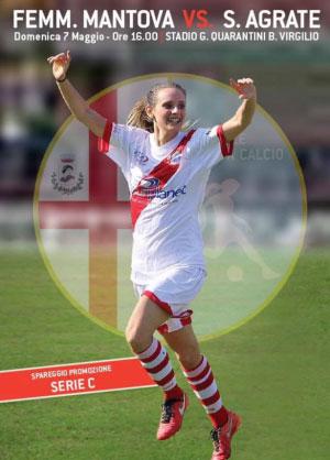 calcio femminile Mantova Agrate