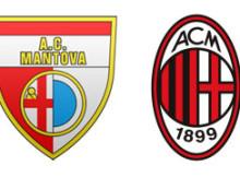 Amichevole calcio Mantova Milan 2015