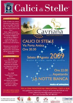 Calici di stelle a Cavriana