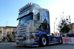 Camion al Truck Day San Giacomo delle Segnate 2011