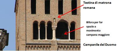 campanile duomo Mantova
