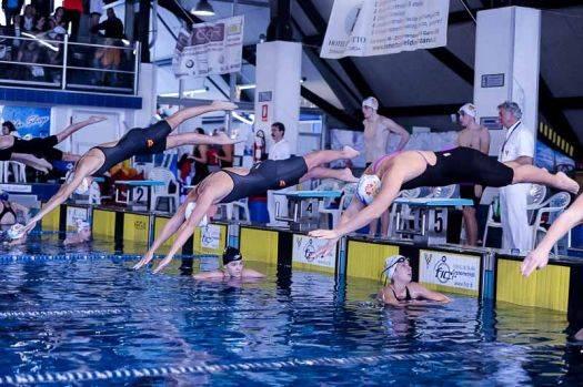 campionati giovanili nuoto 2014 Riccione
