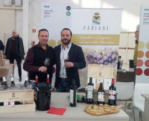 Cantina Fabiani Cinigiano (Grosseto)
