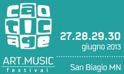 Caotic Age 2013 San Biagio (Mantova)