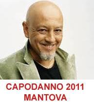 Festa Capodanno 2011 Mantova con Enrico Ruggeri