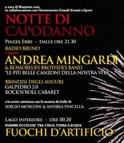 Festa Capodanno Mantova 2012