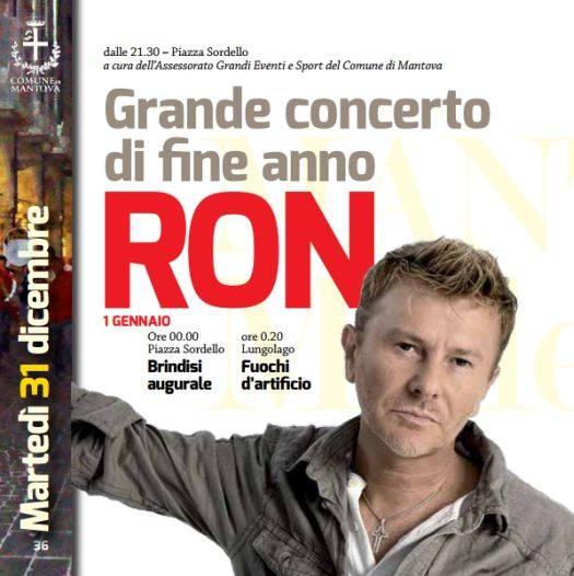 RON Capodanno 2014 Mantova