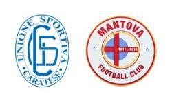 Caratese - Mantova 2-2 | Calcio Serie D
