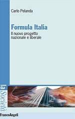 copertina libro Formula Italia di Carlo Pelanda