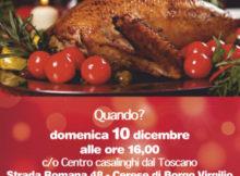 La carne si fa bella a Natale Dal Toscano Borgo Virgilio 2017