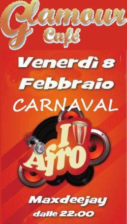 Carnevale 2013 Glamour Cafè Porto Mantovano (MN)