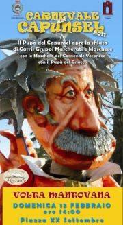 Carnevale Capunsel 2011 Volta Mantovana