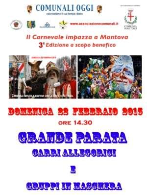 Mantova Carnevale Re Trigol 2015