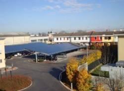 Carport Fotovoltaico a Marcaria (Mantova)