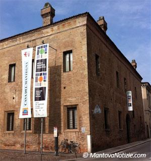 Mantova Casa di Andrea Mantegna