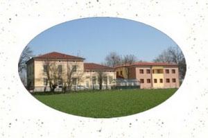 Casa dalla Finestra Fiorita a Correggio Micheli (MN)