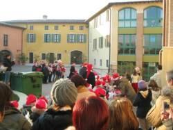 Casa Rosanna di Monzambano: Fiaccolata natalizia 2008