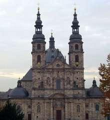 Cattedrale di Fulda Germania