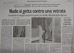 Gazzetta di Mantova 22-10-2009