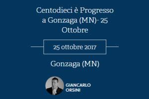 Centodieci è Progresso Gonzaga (Mantova) 2017