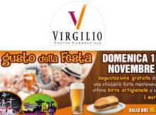 Il gusto della festa Centro Commerciale Virgilio 13 novembre 2016