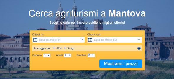 Cerca agriturismi Mantova su Booking.com