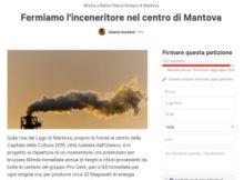 petizione inceneritore nel centro di Mantova change.org