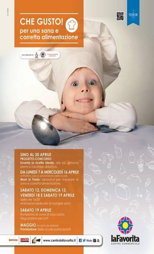Che Gusto Mantova 2014 Sana e Corretta Alimentazione