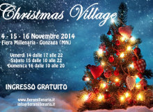 Christmas Village 2014 Fiera di Gonzaga (Mantova)