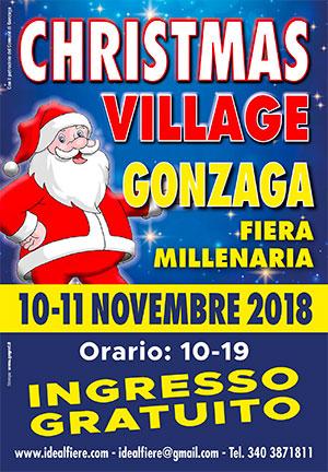 Christmas village 2018 fiera di gonzaga mantova for Gonzaga mercatino