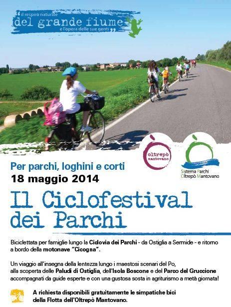 Ciclofestival dei Parchi 2014