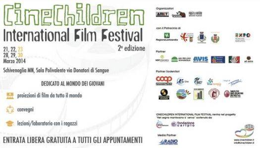 CineChildren International Film Festival 2014 Schivenoglia (Mantova)