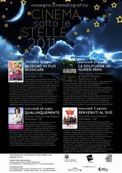 Cinema Sotto le Stelle 2011 Pegognaga (MN)