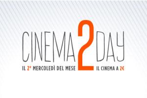 Cinema 2 Day Mantova biglietto 2 euro