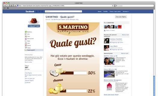 Cleca San Martino Facebook - Quale Gusti?