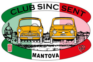 Club Sinc Sent Mantova Fiat 500